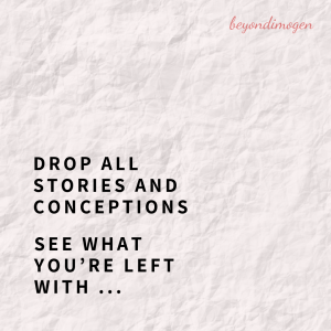 drop all stories