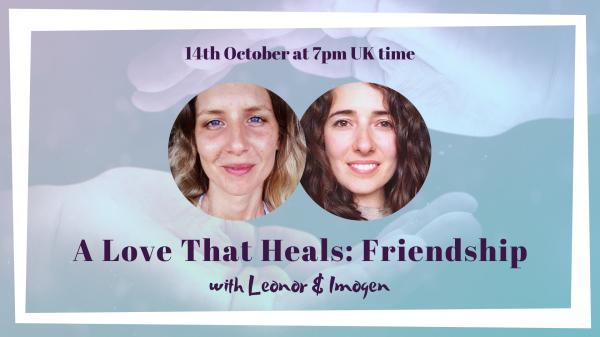 A Love That Heals_ Friendship (2)